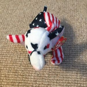 Righty 2000 the Election Elephant Beanie Baby